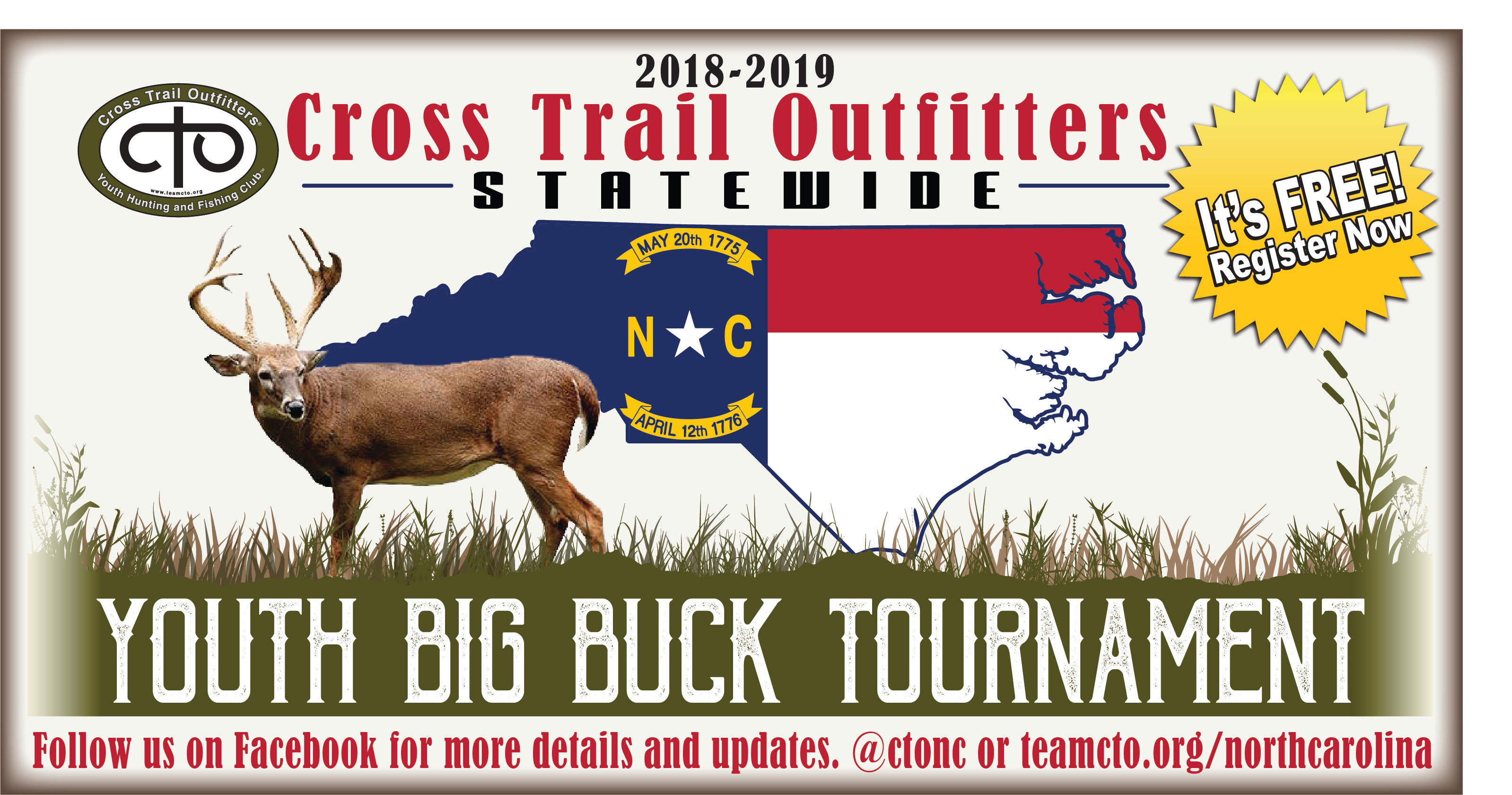 North Carolina Big Buck Tournament